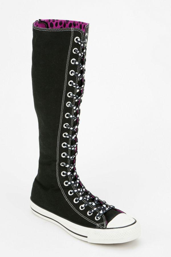 550cc4ca0ef Converse Chuck Taylor All Star Women s Knee-High Sneaker