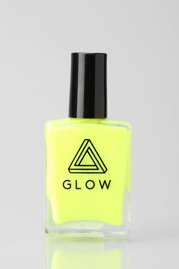 Uo Glow In The Dark Nail Polish Urban Outfitters