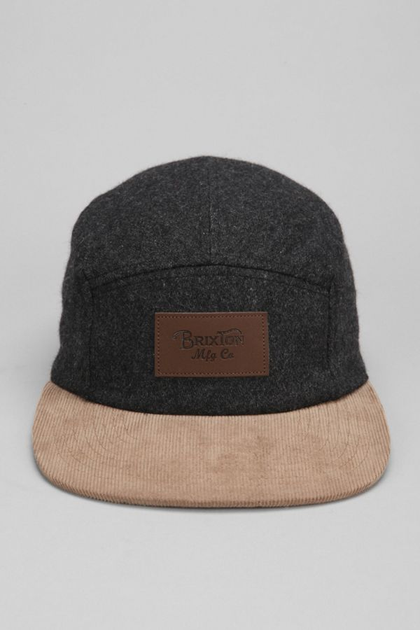 75113681fad Brixton Cavern 5-Panel Hat