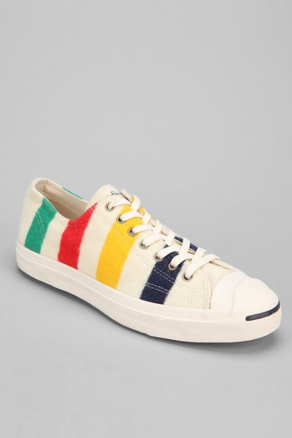 Converse Jack Purcell Hudson Bay Men's Low-Top Sneaker