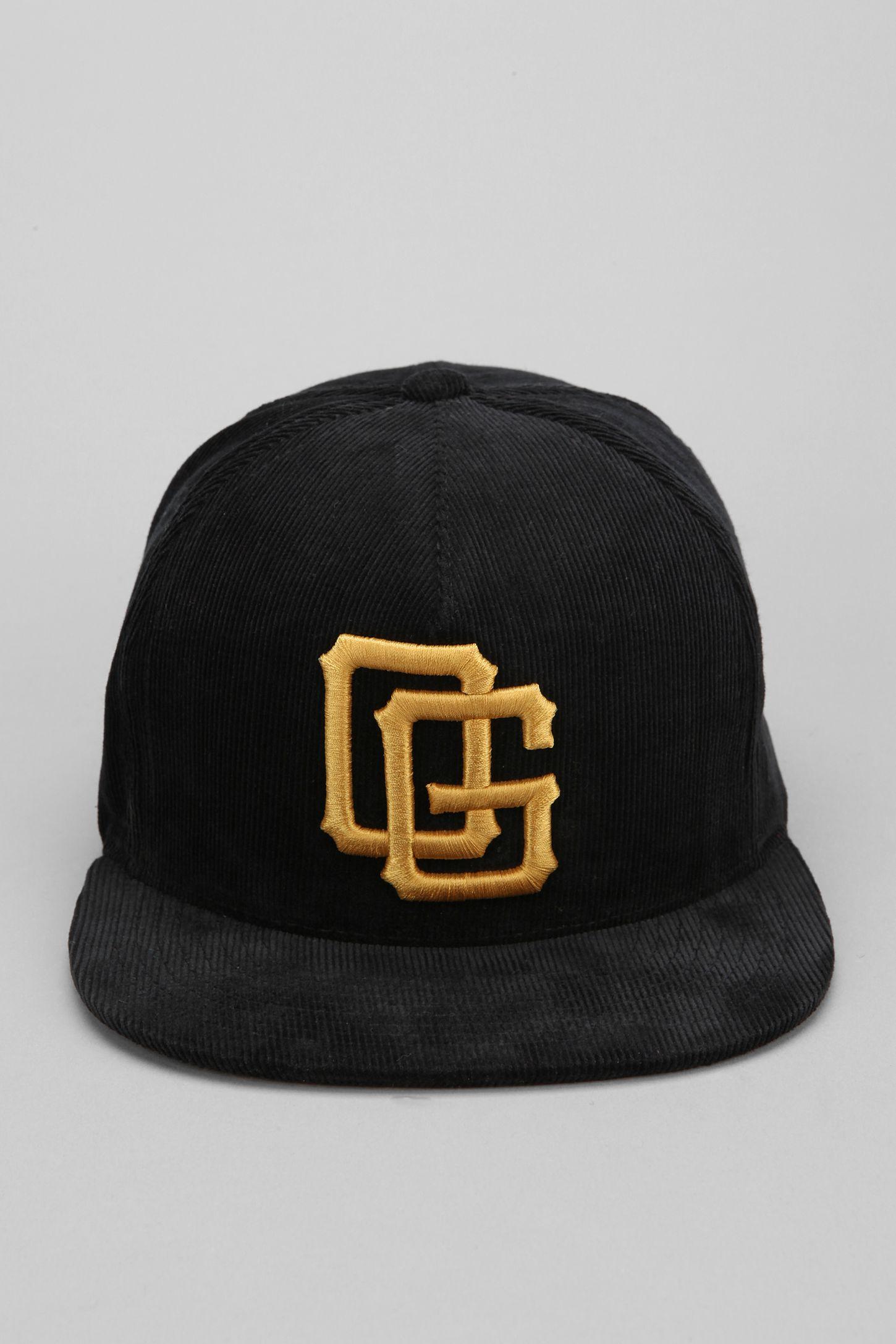 6d03519b5c1 OBEY Triple OG Snapback Hat