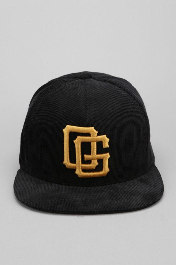 f85a3ad14dc44 OBEY Triple OG Snapback Hat