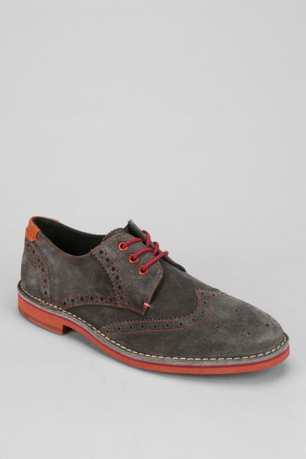 2ea1e58c5 Slide View  1  Ted Baker Jamfro 2 Wingtip Shoe