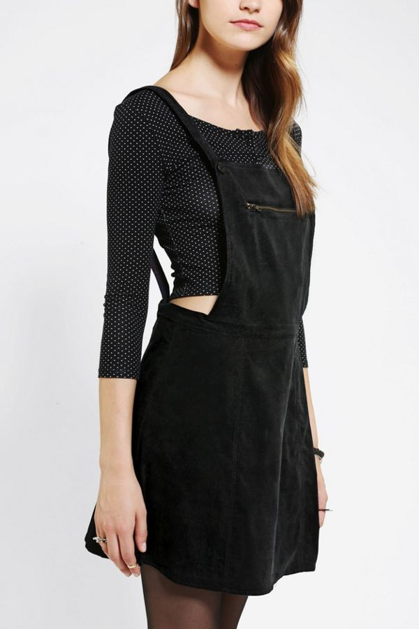 1c201be6c Lucca Couture Corduroy Overall Skirt | Urban Outfitters