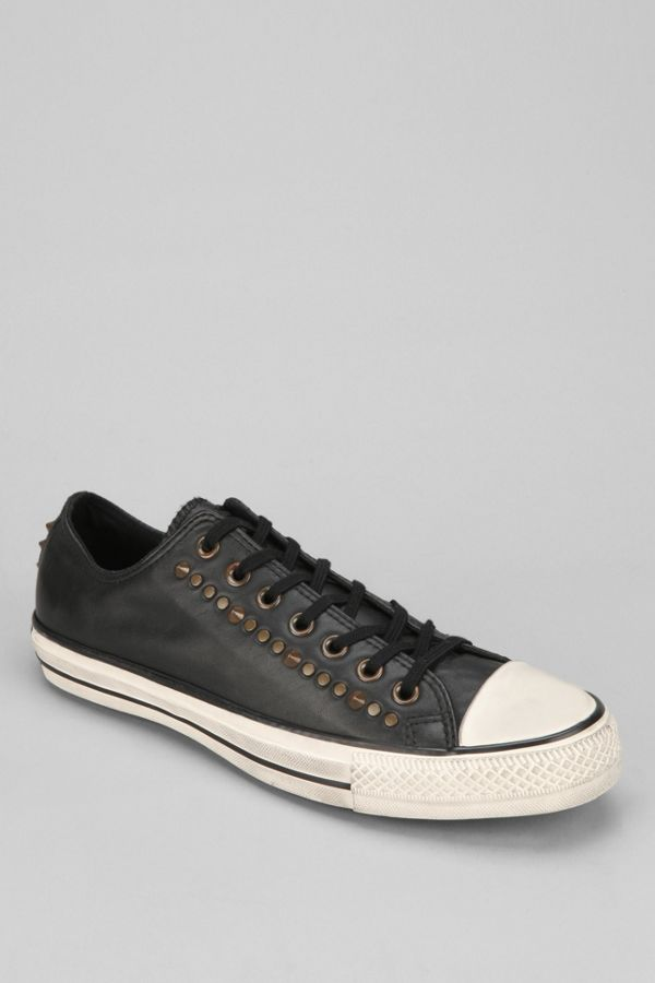 Converse Chuck Taylor All Star Studded Leather Low Top Men's