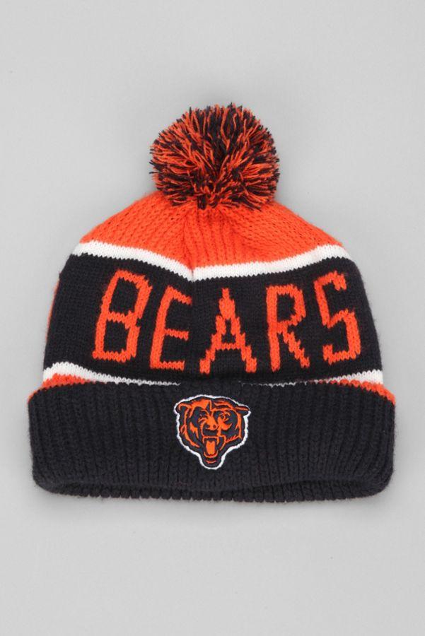 Chicago Bears Beanie Calgary Brand 47