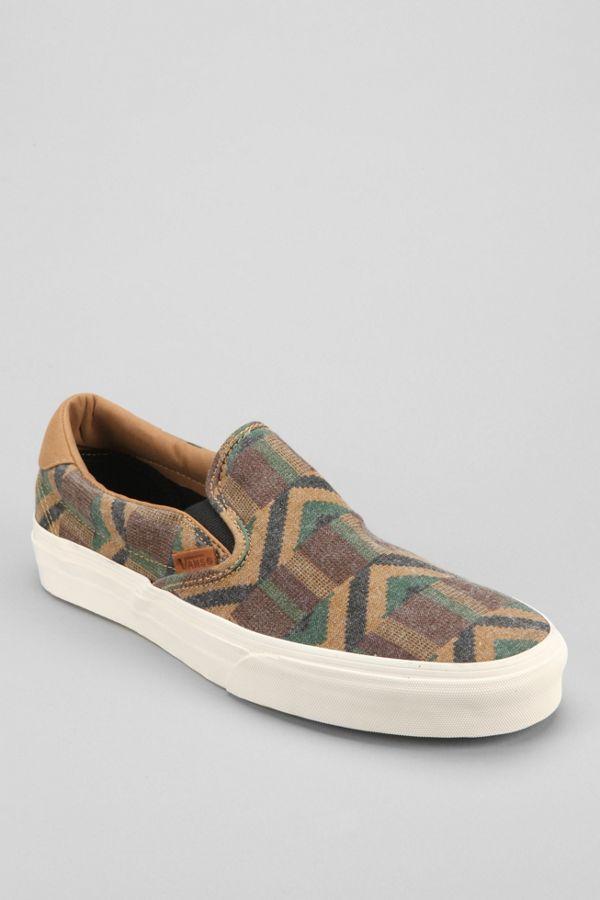 e15c6cbc Vans 59 California Camo Men's Slip-On Sneaker | Urban Outfitters