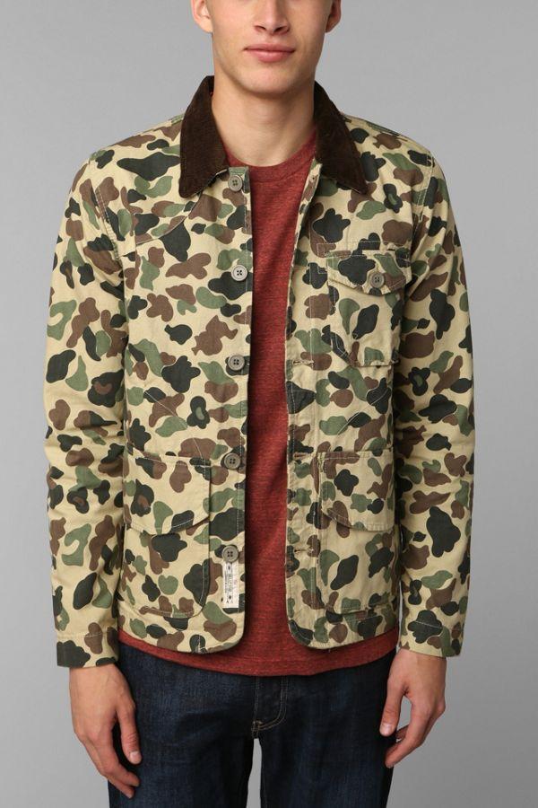 e4224754374f1 Bellfield Somoa Jacket | Urban Outfitters