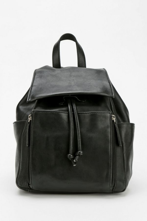 10d4a60563f Urban Renewal Vintage Small Leather Backpack   Urban Outfitters