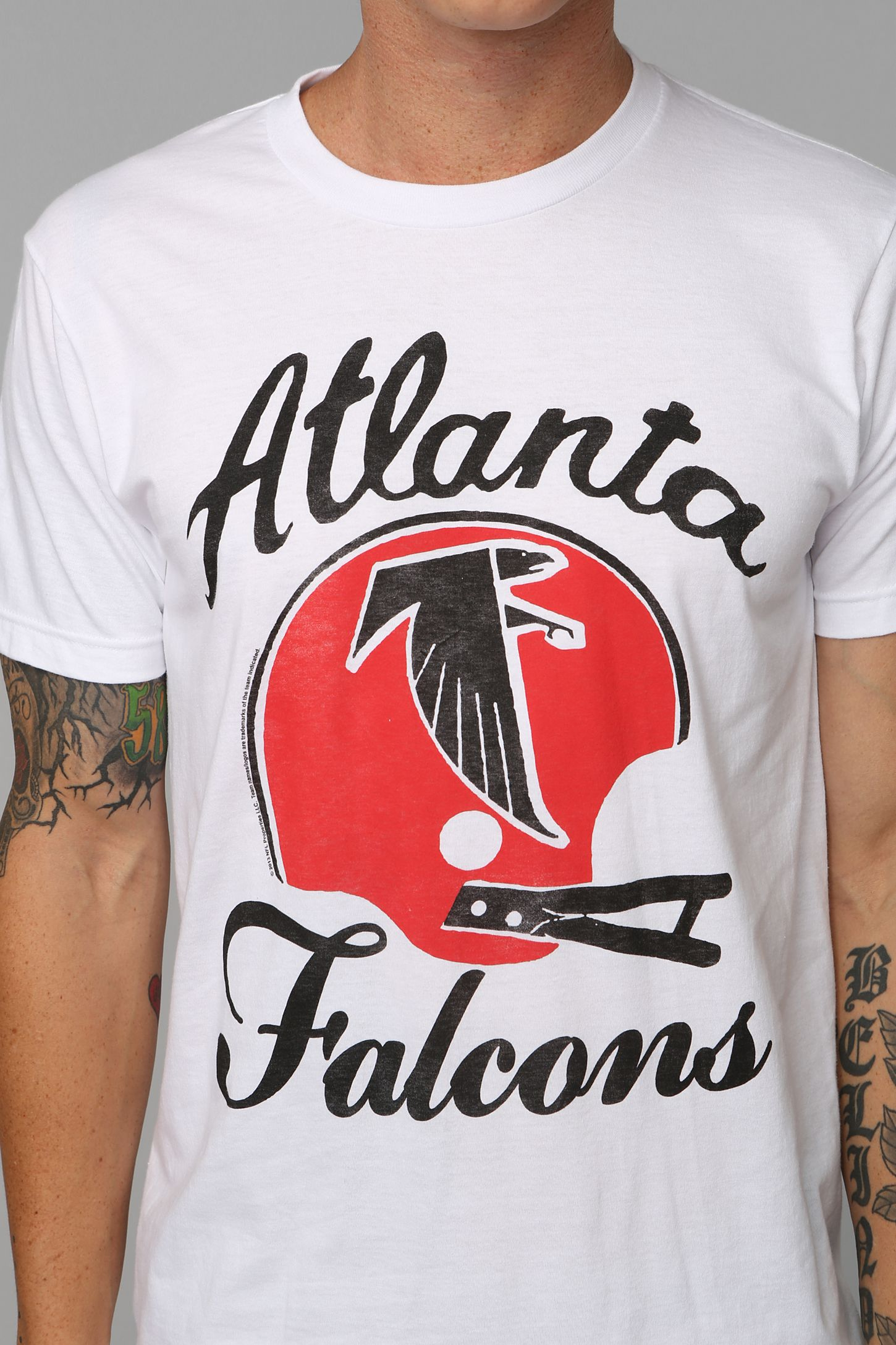 Junk Food Nfl Atlanta Falcons Tee Urban Outfitters