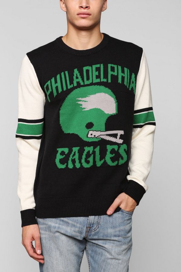 newest 9fe5f d843e NFL Eagles Sweater | Urban Outfitters