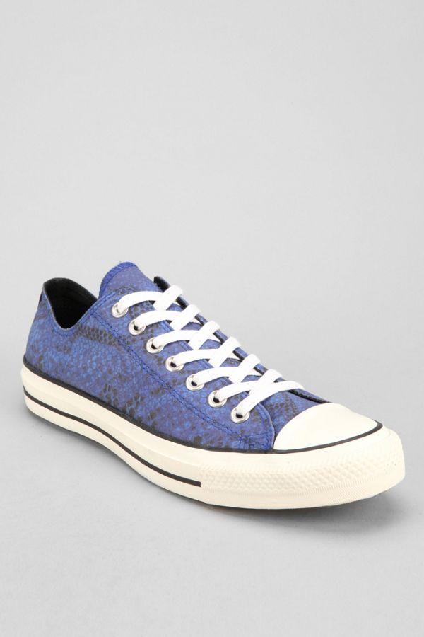 e00080c8d273 Converse Chuck Taylor All Star Snakeskin Men s Low-Top Sneaker ...