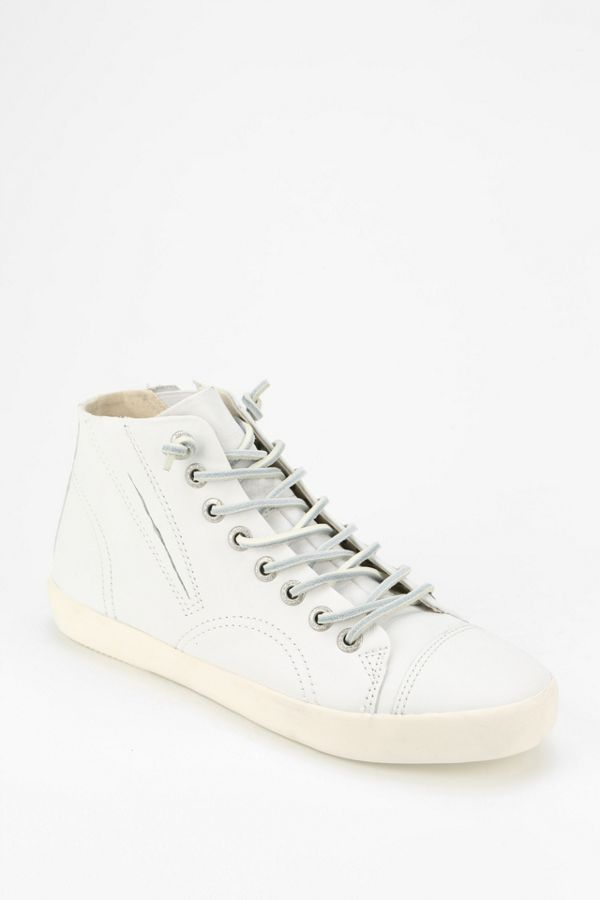 Vagabond Cortona Leather High Top Sneaker   Urban Outfitters