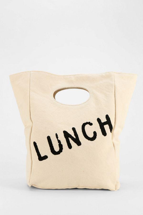 05967946e1e1 Fluf Organic Lunch Bag