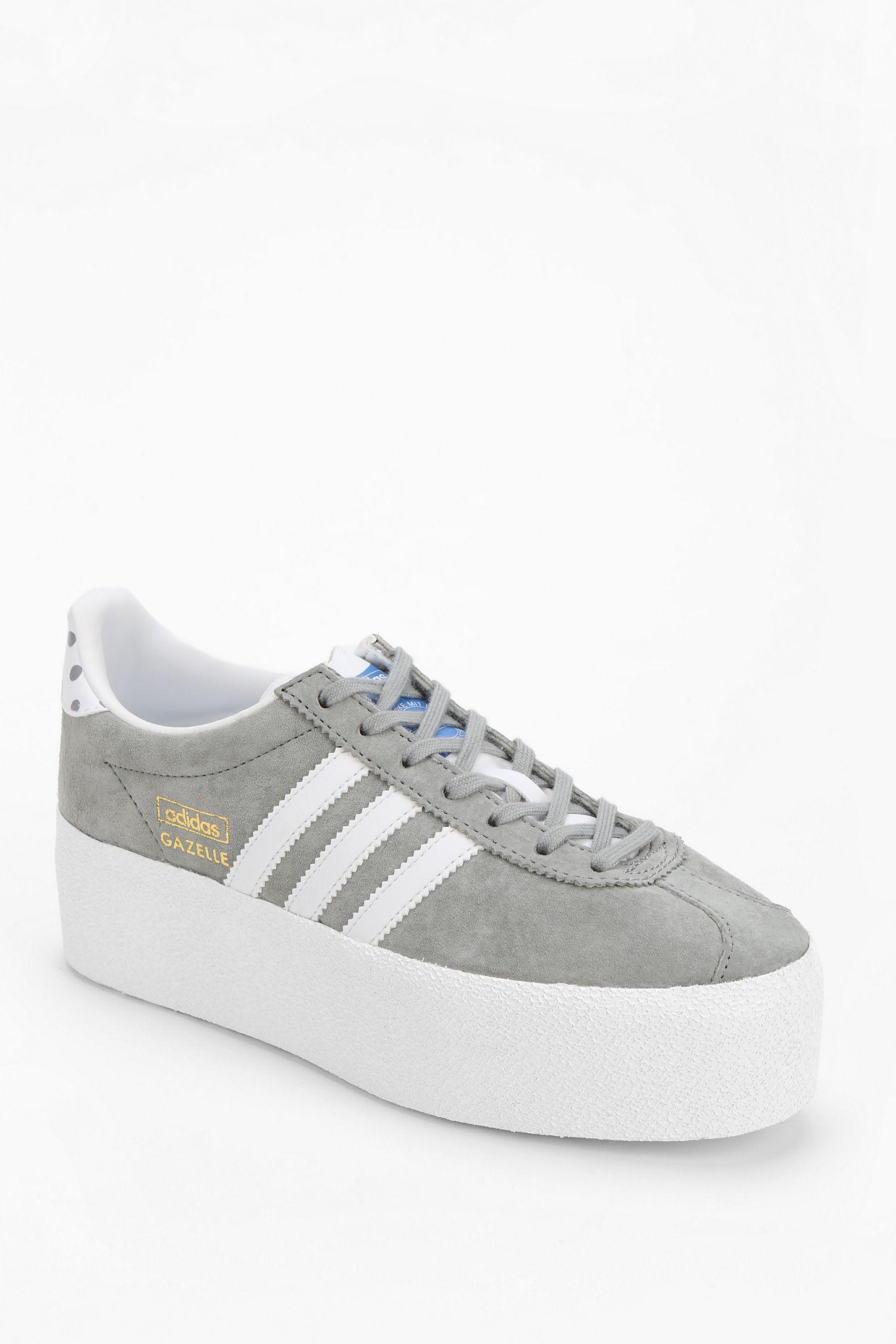 ac6379cd98f adidas Originals Gazelle Platform Sneaker