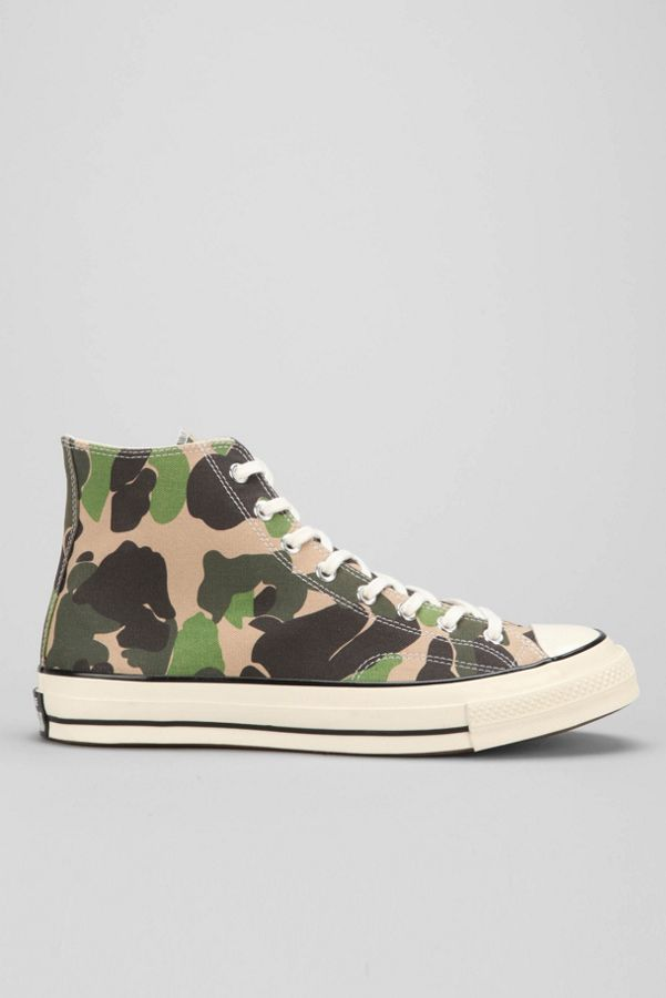converse camouflage homme