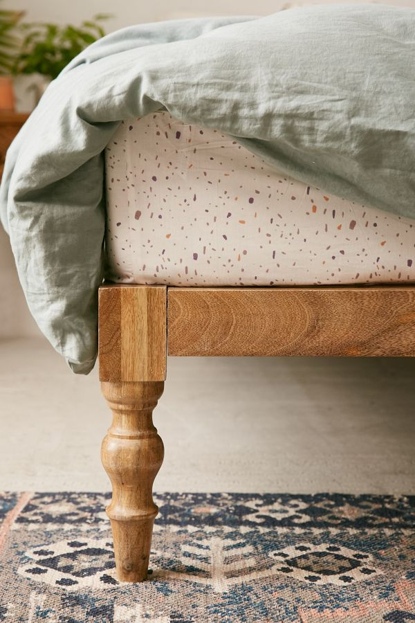 3e474df1084a32 Bohemian Platform Bed | Urban Outfitters