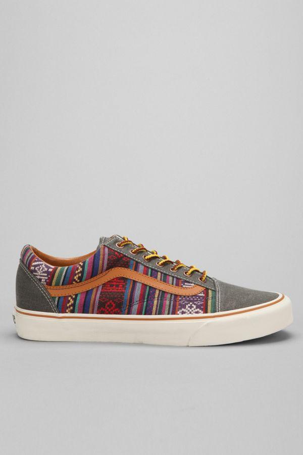 8e0db480a2 Vans Old Skool Guatemala Men s Sneaker