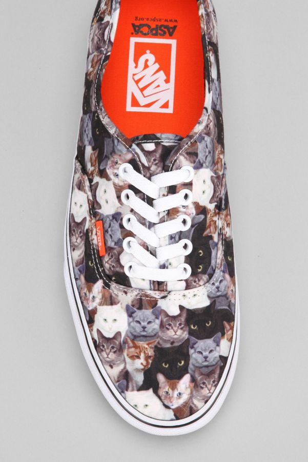 1b82182e95 Slide View  4  Vans X ASPCA Cats Authentic Men s Sneaker