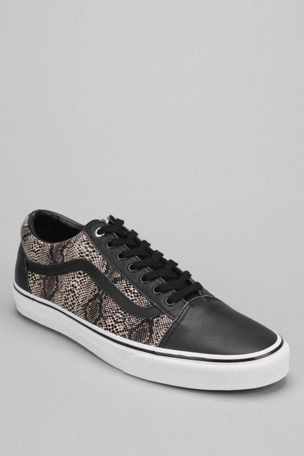 Vans Old Skool Snake Men's Sneaker | Urban Outfitters