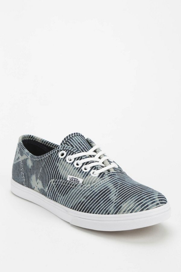 Vans Lo Pro Stitch Stripe Women's Low Top Sneaker Urban  Urban