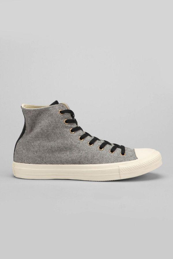 734f762db395 Converse Chuck Taylor All Star Wool High-Top Men s Sneaker