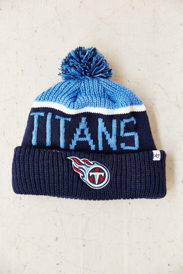 info for da739 166e6 47 Brand Tennessee Titans Calgary Beanie | Urban Outfitters