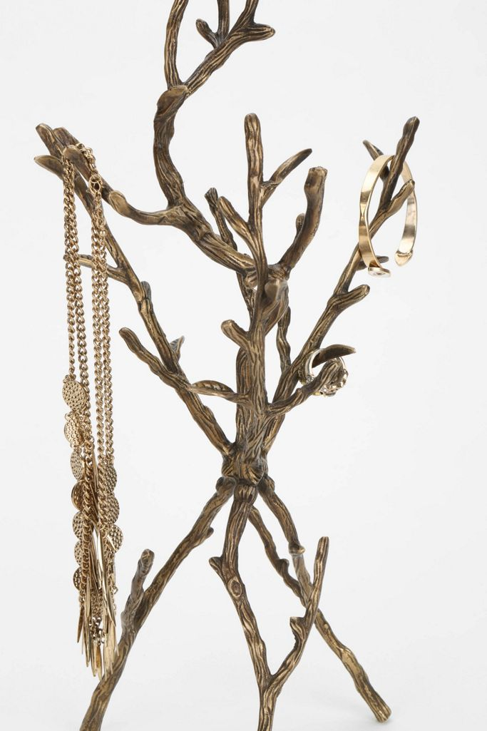 Magical Thinking Tree Branch Jewelry Holder Urban Outfitters Canada