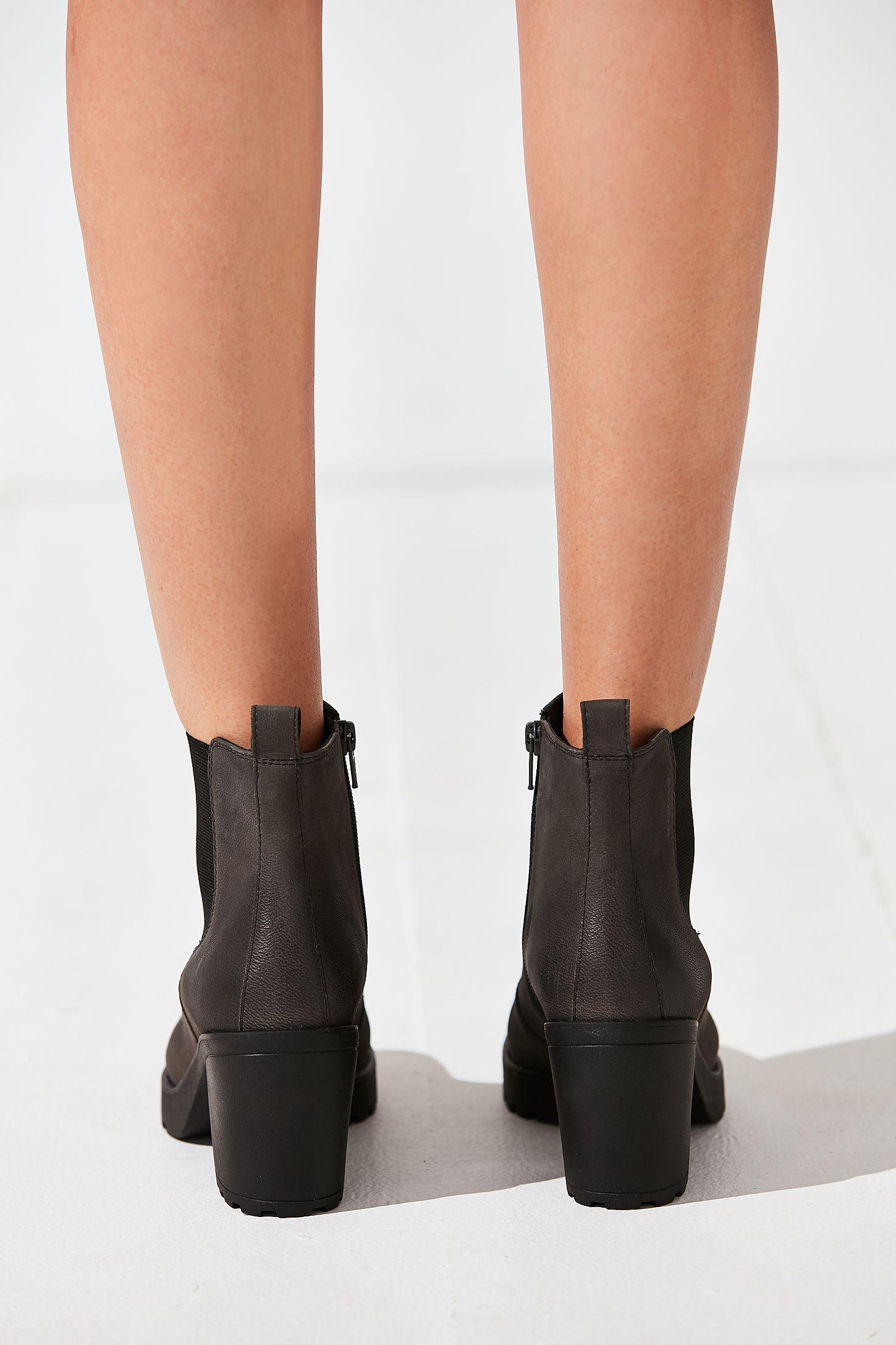604aa880661db6 Slide View  6  Vagabond Shoemakers Grace Platform Ankle Boot