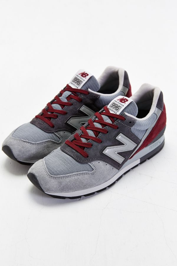 best sneakers dad25 b1c63 Slide View: 1: New Balance 996 Made In USA Connoisseur Painters Running  Sneaker