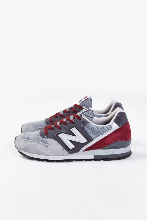 new style 44134 208fc Slide View: 2: New Balance 996 Made In USA Connoisseur Painters Running  Sneaker