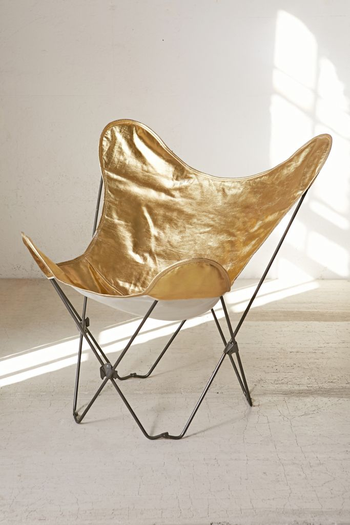 Gold Erfly Chair Cover Urban