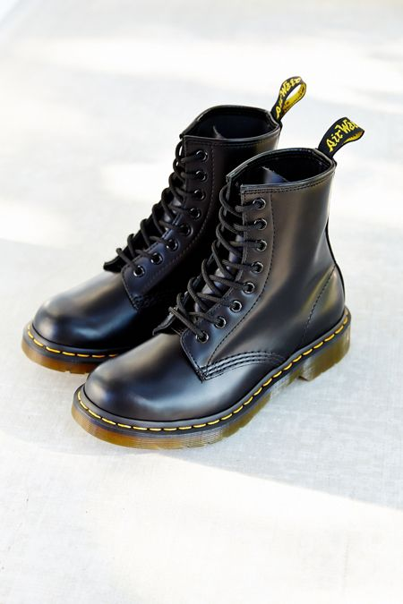 24355dab5602 White · Black · + 2 colors · Dr. Martens 1460 Smooth Boot