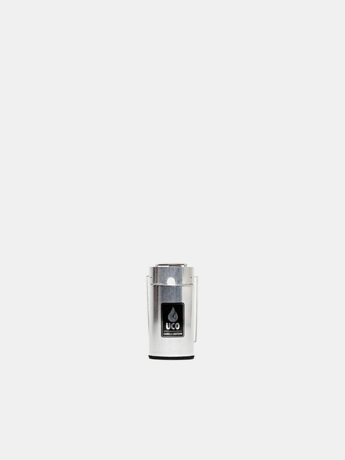 UCO Original Black Candle Lantern Kit w//Side Light Reflector//Cocoon Case//Candle