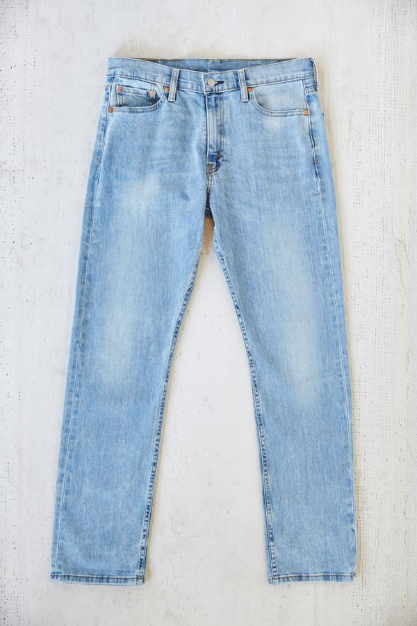 70ccfbdc7dee74 Levi's 513 Blue Stone Slim-Straight Jean | Urban Outfitters