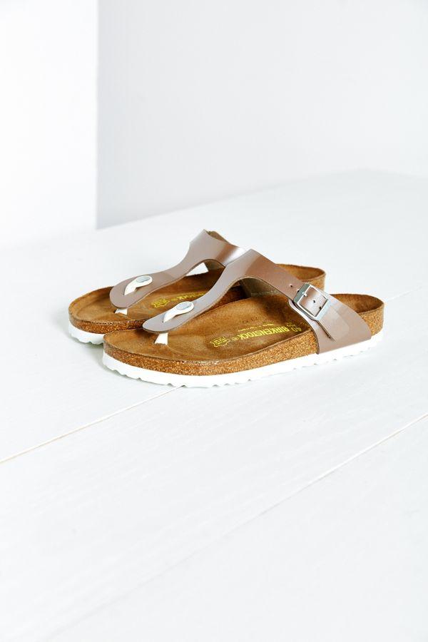 394464b64030 Birkenstock Gizeh Birko-Flor Pearly Thong Sandal