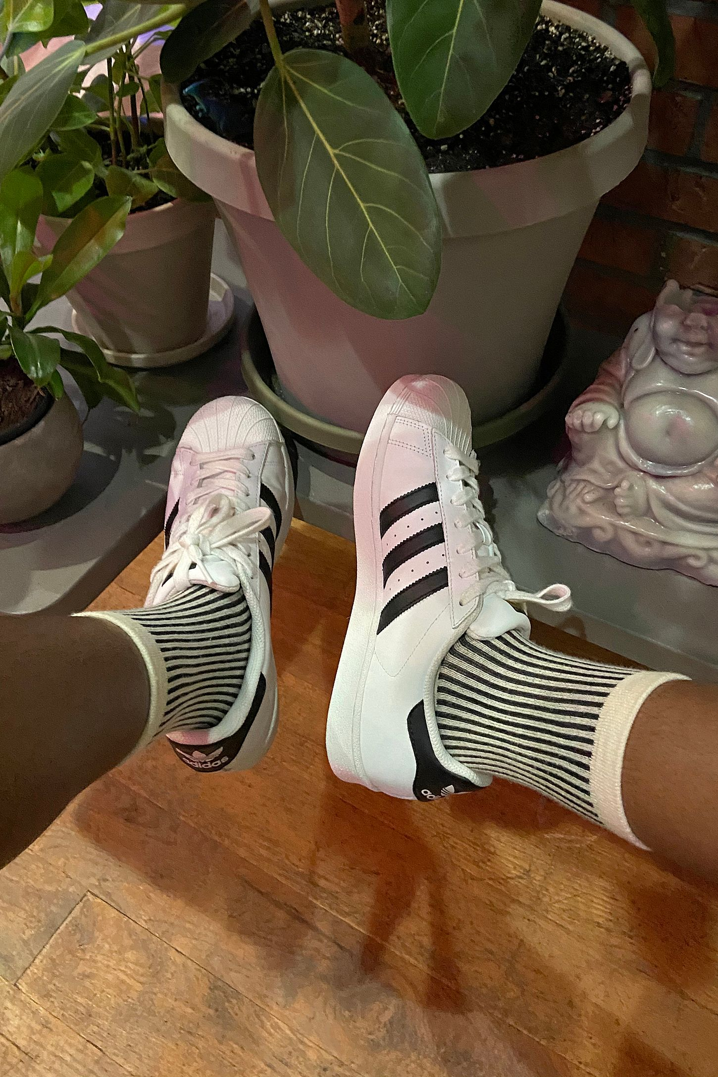 do adidas superstars run big or small