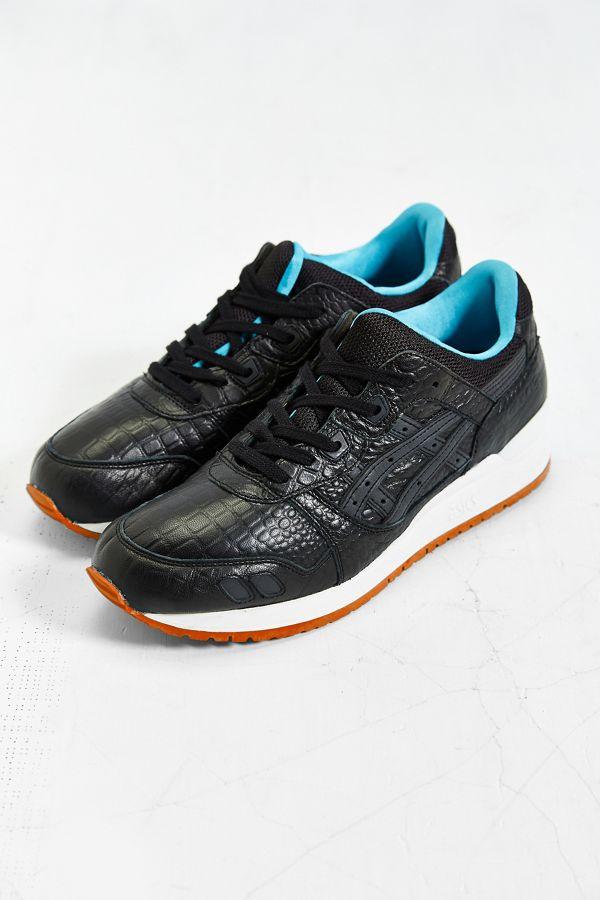 new product 61f16 14042 Asics GEL-Lyte III Croc Miami Vice Running Sneakers | Urban ...