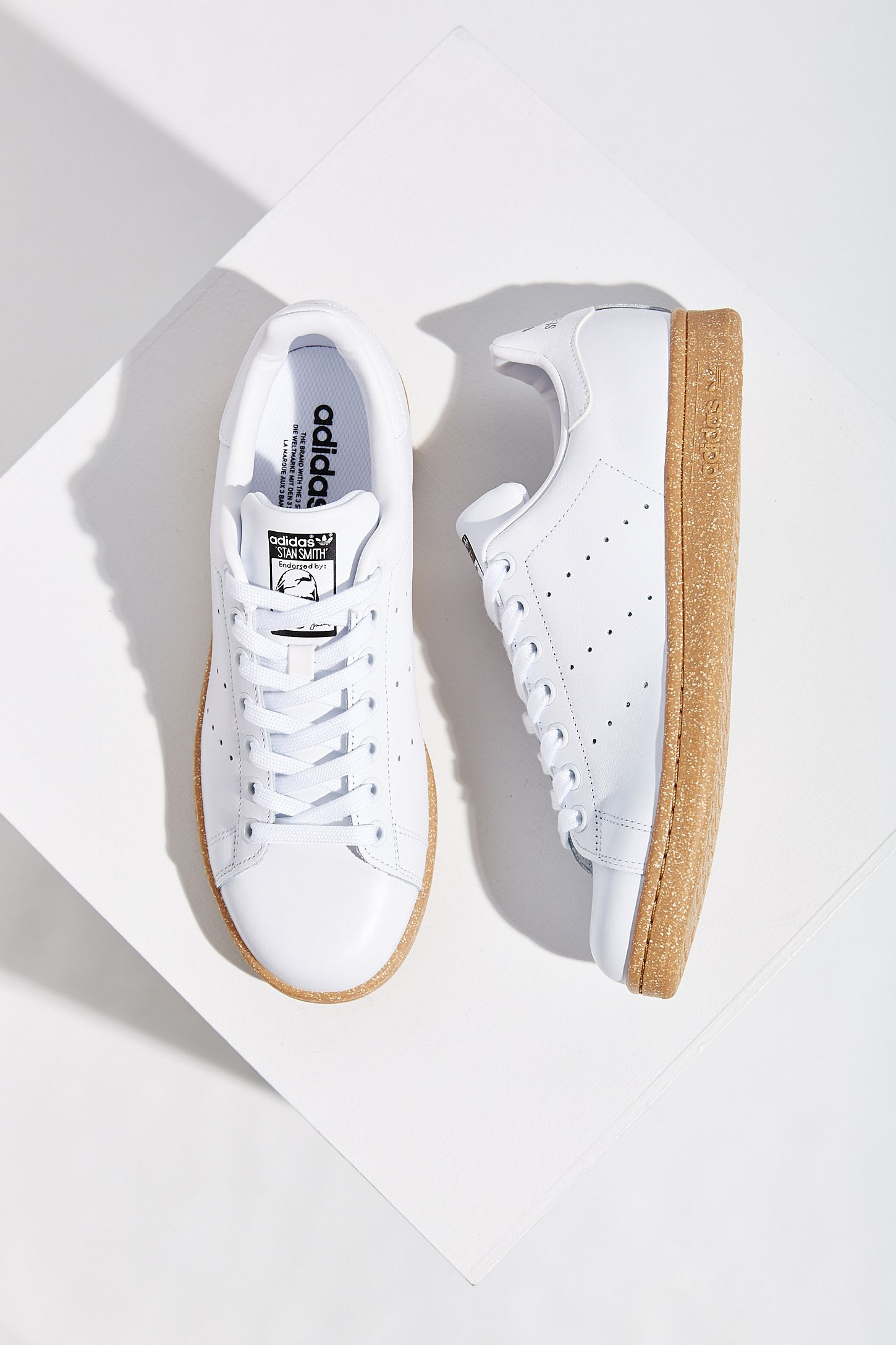 stan smith homme gomme