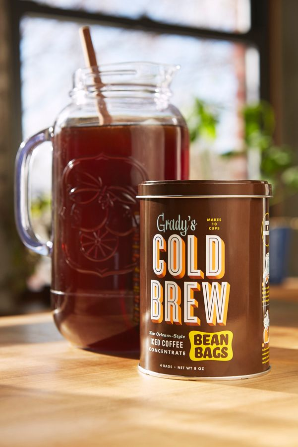 Grady's Cold Brew Bean Bags | Urban Outfitters