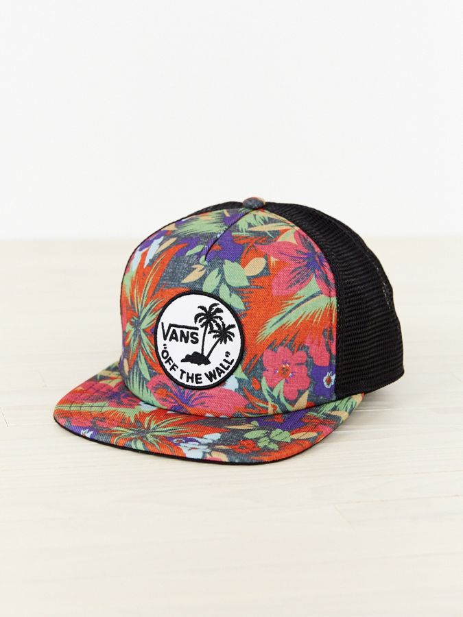 e78275322 Vans Surf Patch Trucker Hat | Urban Outfitters