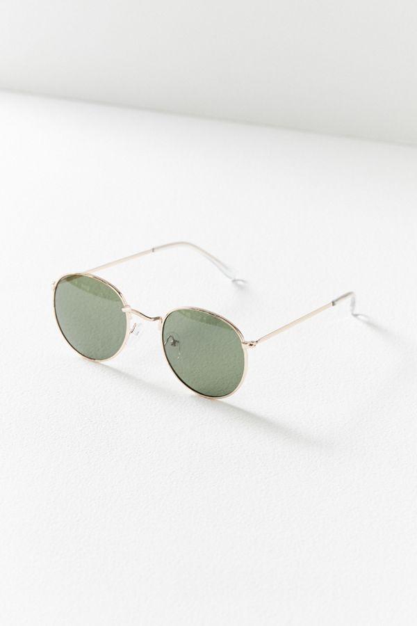 Round Round Sunglasses Metal Sunglasses Dyllon Dyllon Metal 34LjRq5A