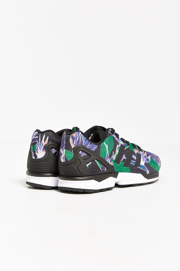 wholesale dealer 09f43 4da20 adidas Originals ZX Flux Floral Print Sneaker | Urban Outfitters