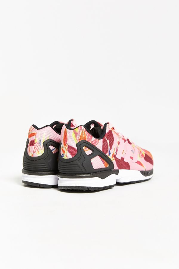 wholesale dealer 26a35 b7067 adidas Originals ZX Flux Floral Print Sneaker | Urban Outfitters