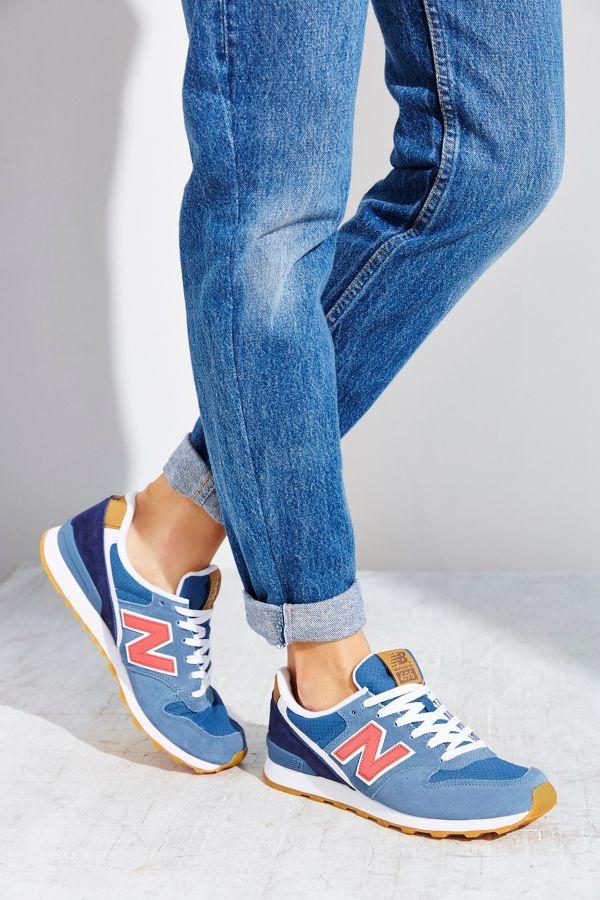 new concept 476d8 b057b New Balance 696 Running Sneaker | Urban Outfitters