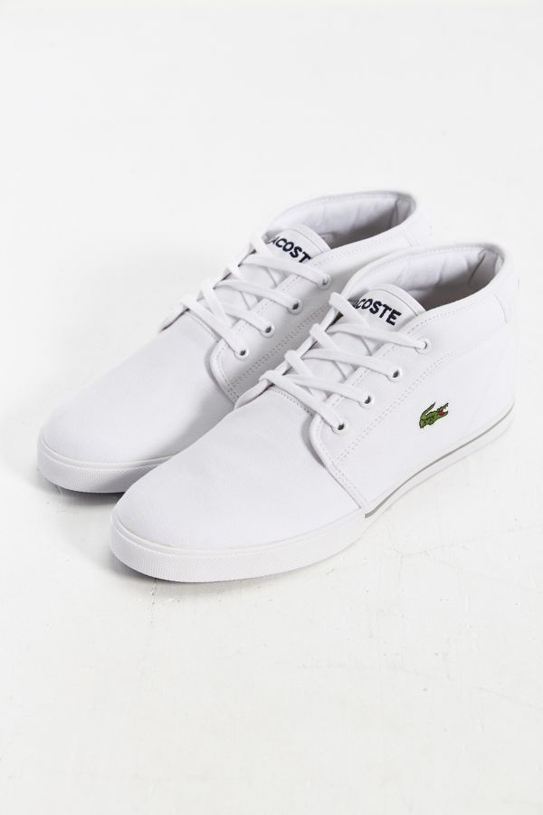 6b1ca546ce705 Lacoste Ampthill LCR 2 Mid-Top Sneaker