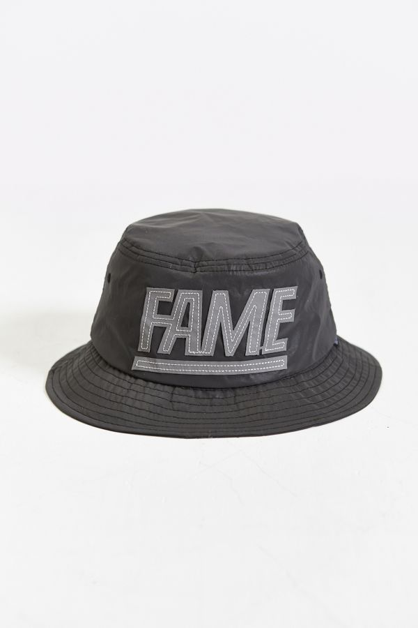 719eb056c1d4b Hall Of Fame 3M Reflective Block Bucket Hat