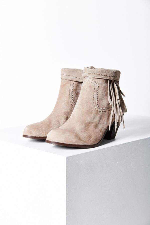 66161c2fe Sam Edelman Louie Fringe Ankle Boot   Urban Outfitters