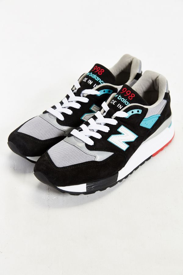 the latest 4597e 466f2 New Balance Made In USA 998 Rockabilly Running Sneaker ...