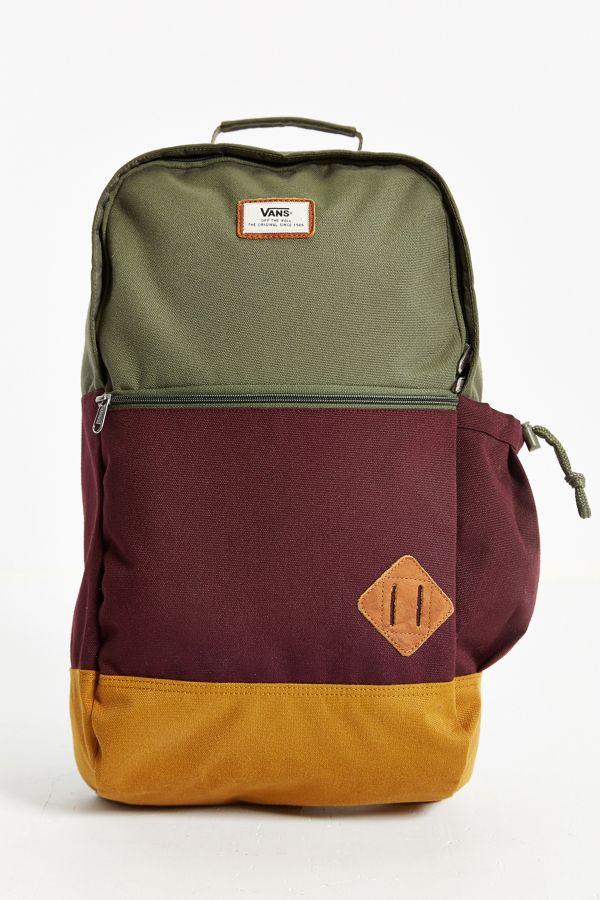 8a404dea66 Slide View  1  Vans Van Doren II Backpack